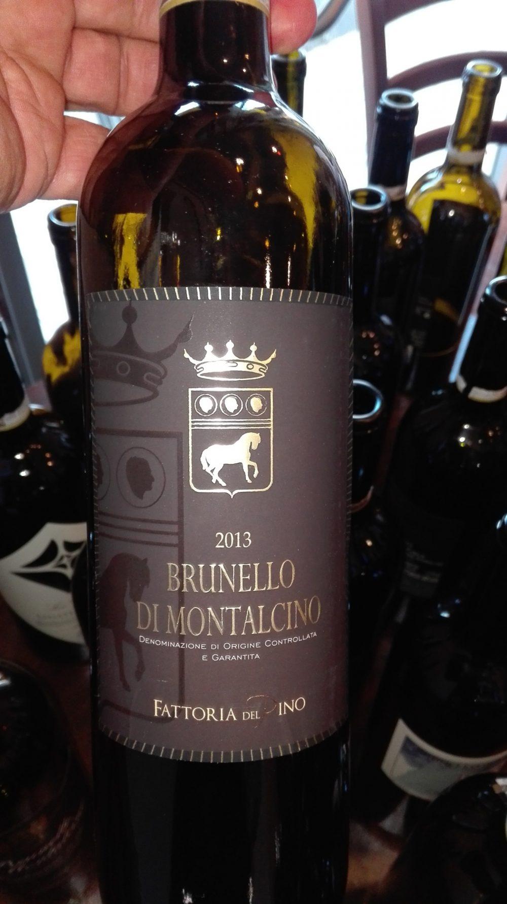 Brunello di Montalcino 2013 Vs 2012 - Fattoria del Pino