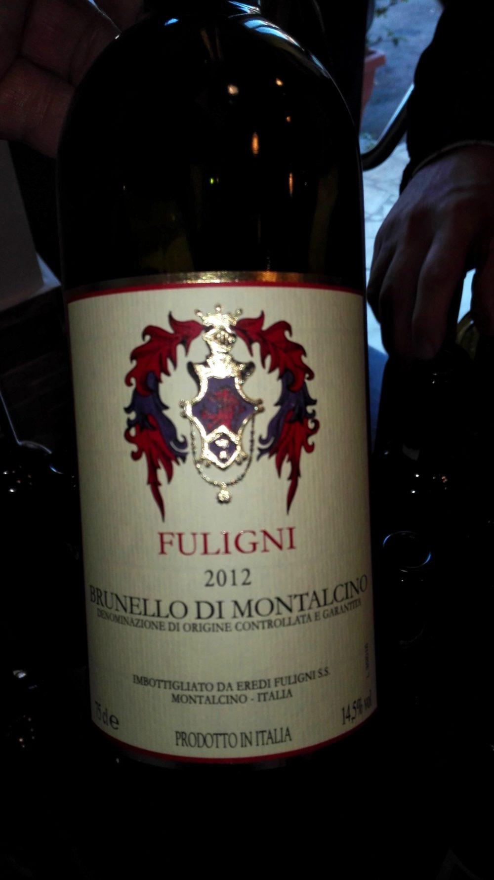 Brunello di Montalcino 2013 Vs 2012 - Fuligni