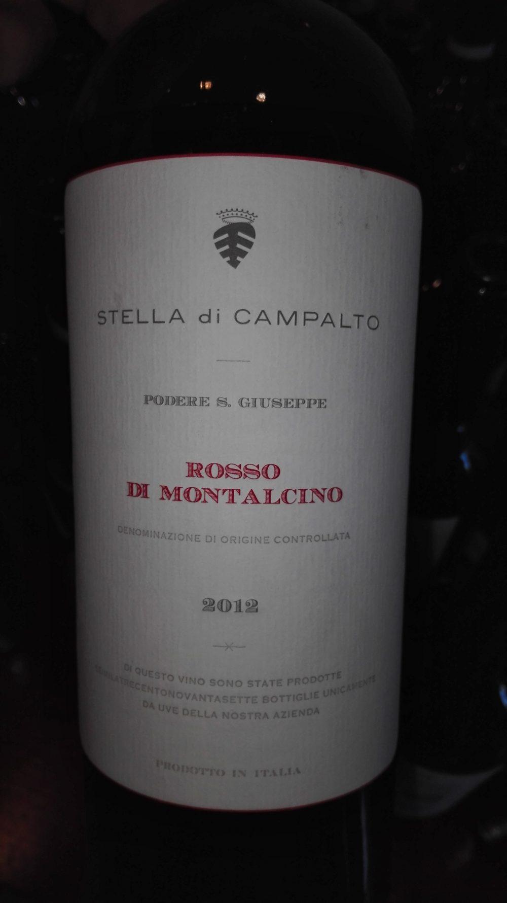 Brunello di Montalcino 2013 Vs 2012 - Stella di Campalto