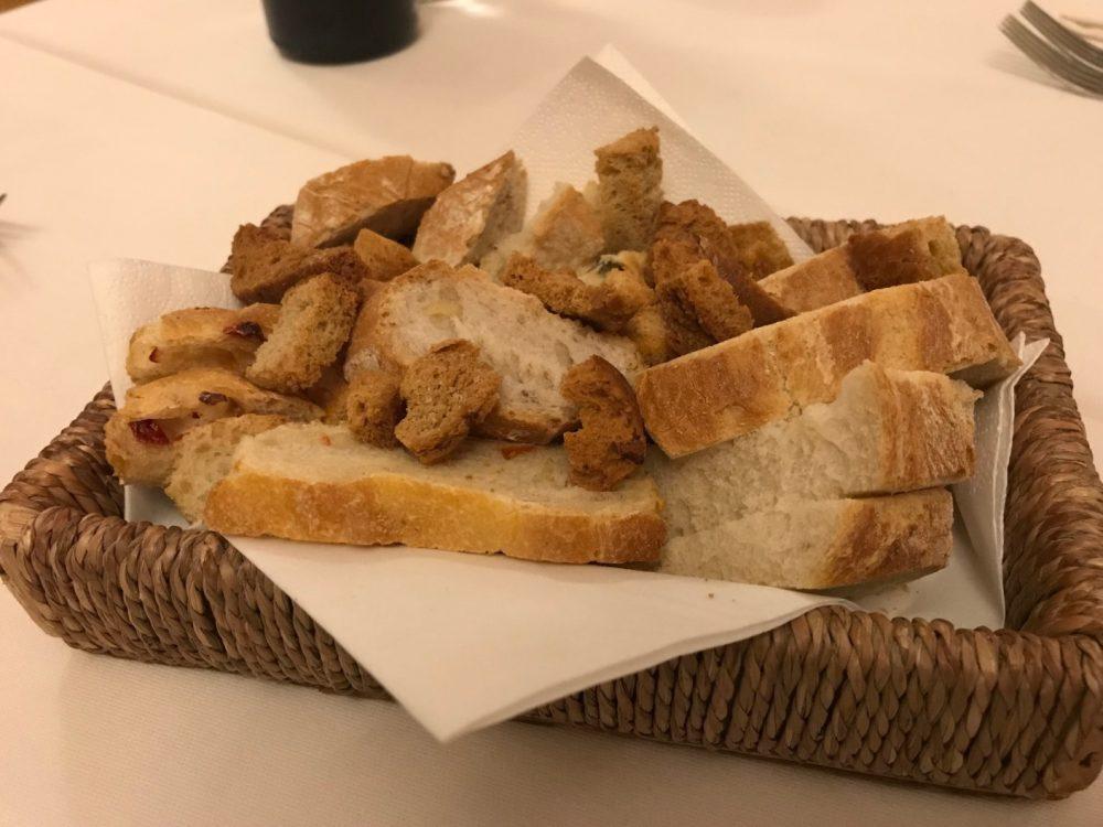 Buona Condotta, Ornago, il cestino del pane