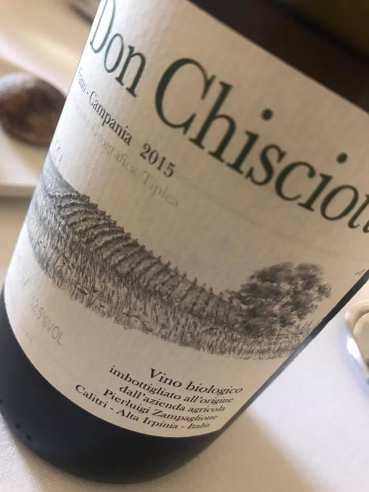 Don Chisciotte 2015 Pierluigi Zampaglione