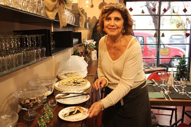 Enrica Sutrini, la proprietaria