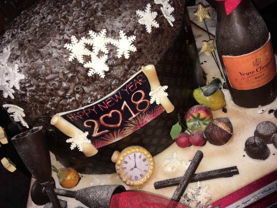 Terrazza Calabritto - Il Panettone Beneaugurale al Cioccolato