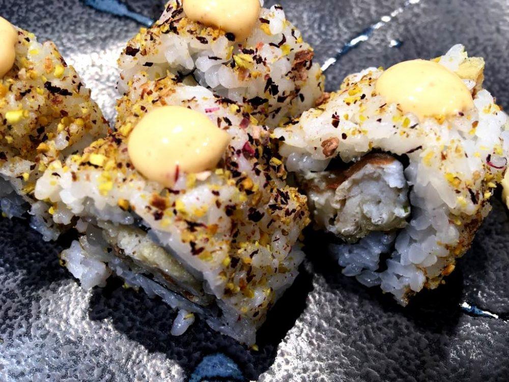 Zenbu, Exotic Crab Rolls