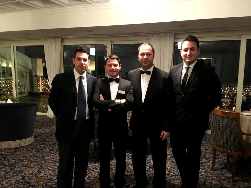 Grand Hotel Parkers, Giovanni Avolio e la Brigata di cucina