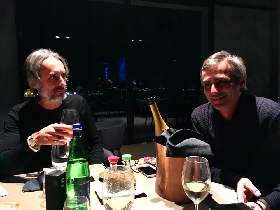 I Patron Gianni & Andrea Blandini