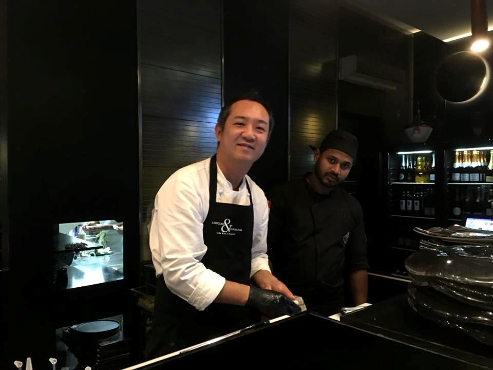 Urubamba, Chef Keisuke Aramaki
