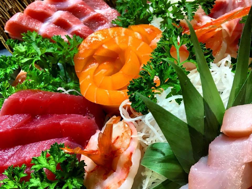 Zenbu, Il Sashimi Misto