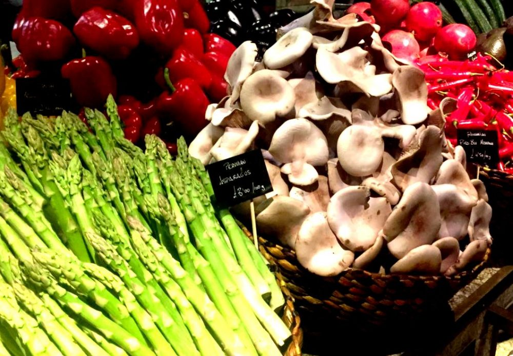 Novikov, The Vegetables Corner