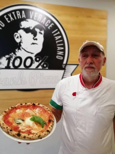 Frida Talenti - Il Maestro Pizzaiolo Frank