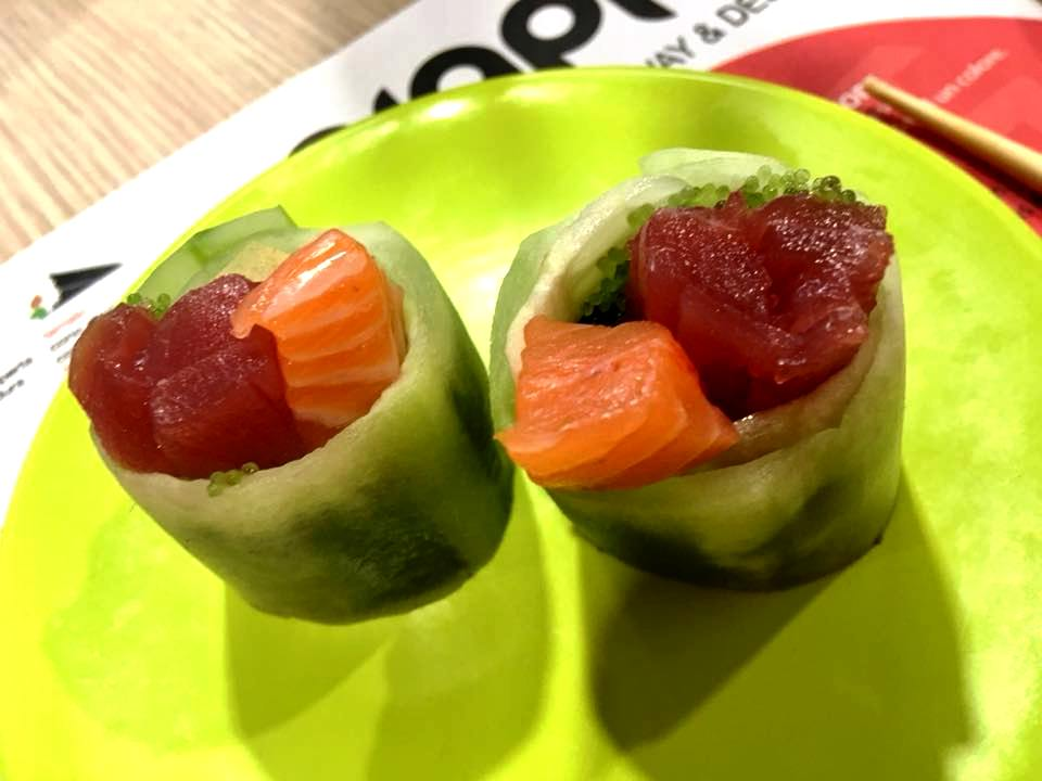 Giappo Capodichino – Il Kaiten Sushi