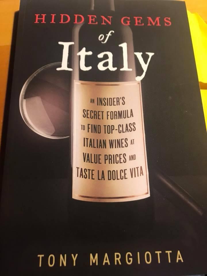Hideen Gems Tony Margiotta, il libro