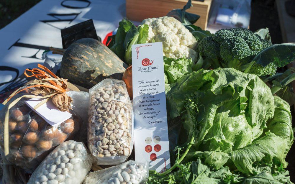 Il Paniere Flegreo di Slow Food Campi Flegrei