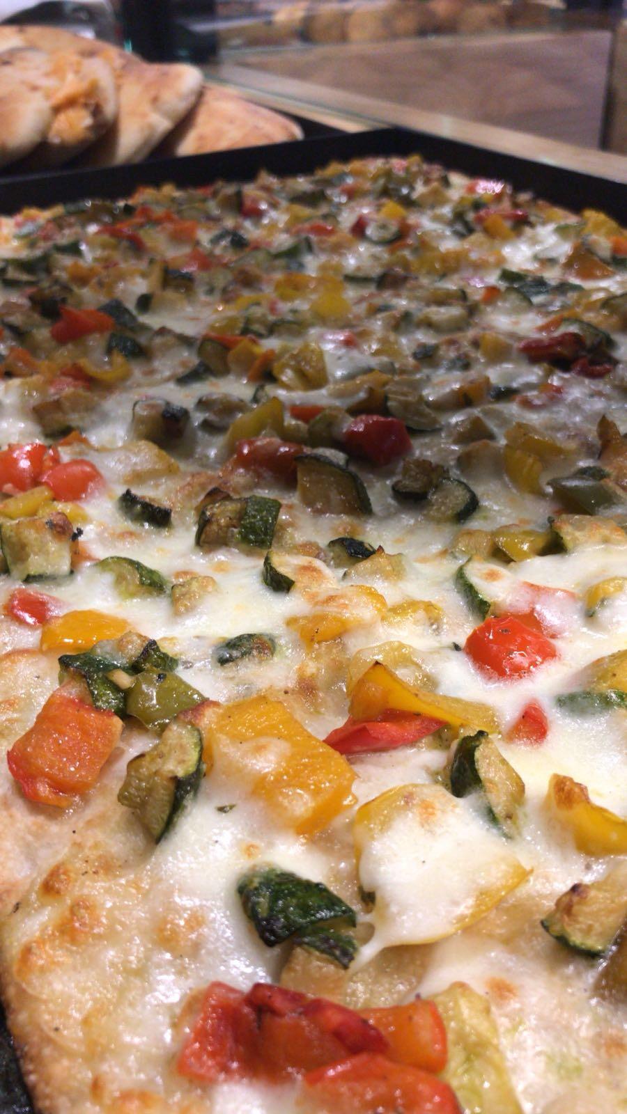 Il Trancio - Pizza Ortolana