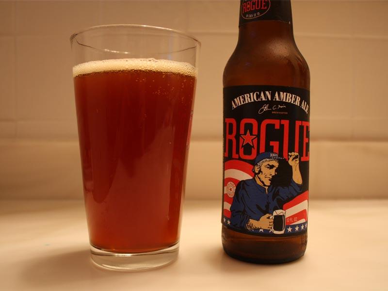 La American Amber Ale di Rogue