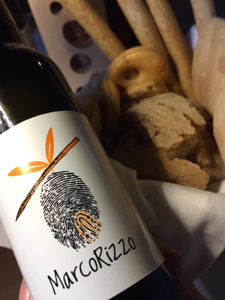 La Pergola a Paestum, pane e olio