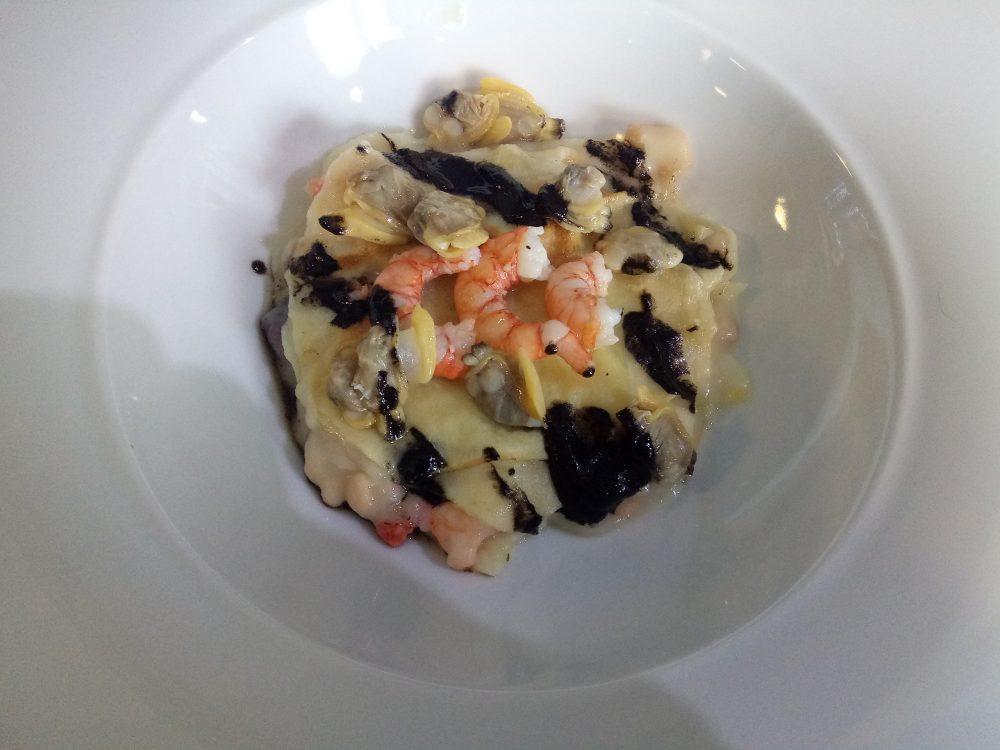 La Taverna del Mozzo, Lasagnetta di mare