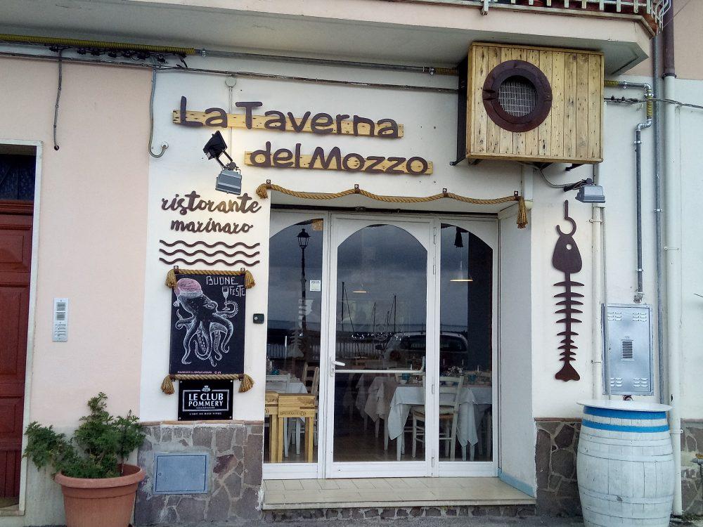 La Taverna del Mozzo Ristorante Marinaro