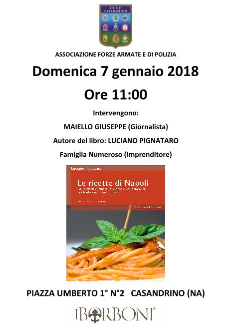 Le ricette di Napoli - Luciano Pignataro