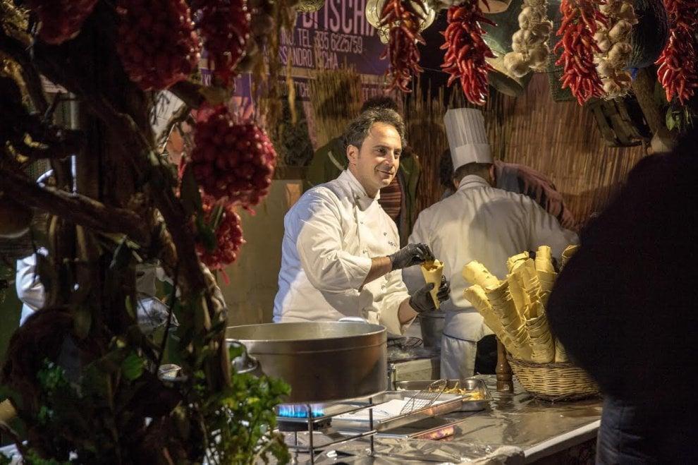Lo chef bistellato Nino Di Costanzo
