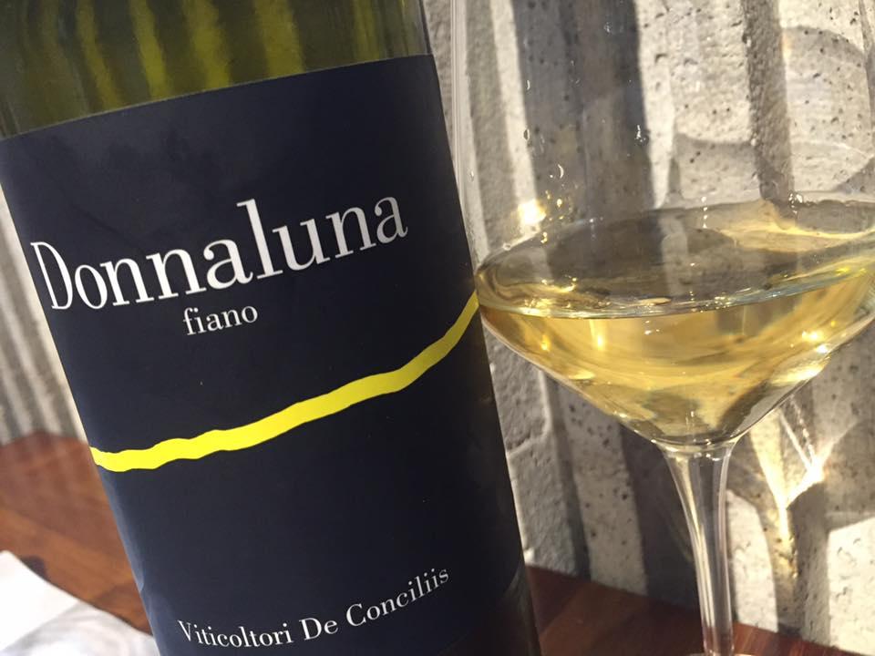 Pescorante 'O Lupino, il vino