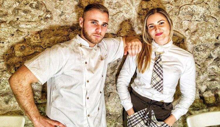 Pietro D'Amico e Elena Secrii
