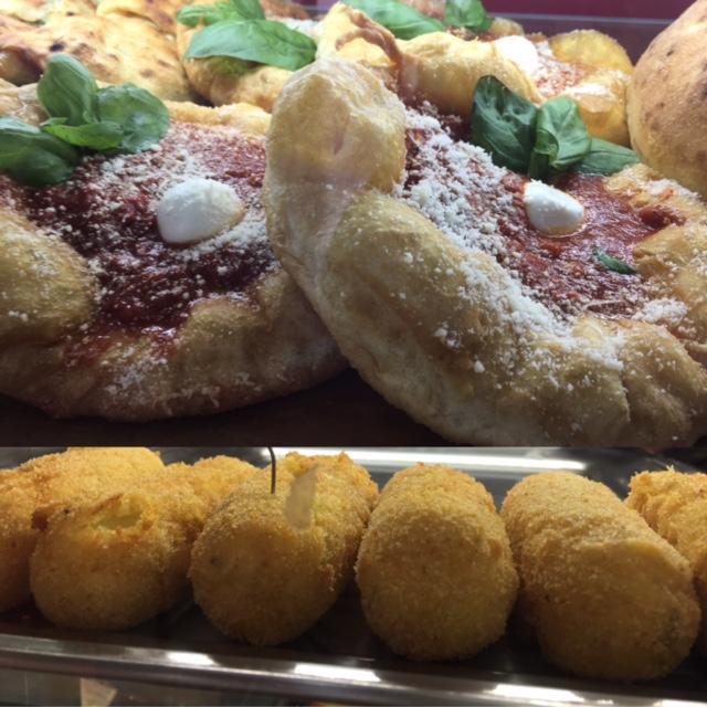 Pizzeria Arte Bianca - Montanara e Crocche'