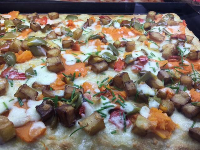 Pizzeria Arte Bianca - Pizza Andenago