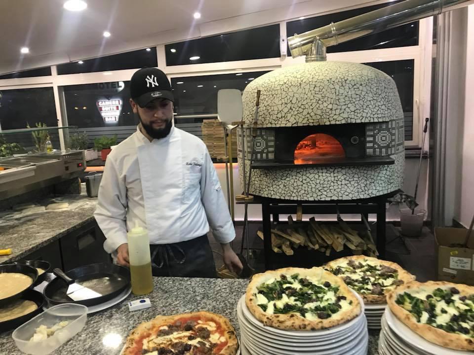 Pizzeria Haccademia, Nicola Falanga