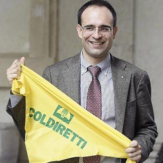 Roberto Moncalvo - Presidente Coldiretti