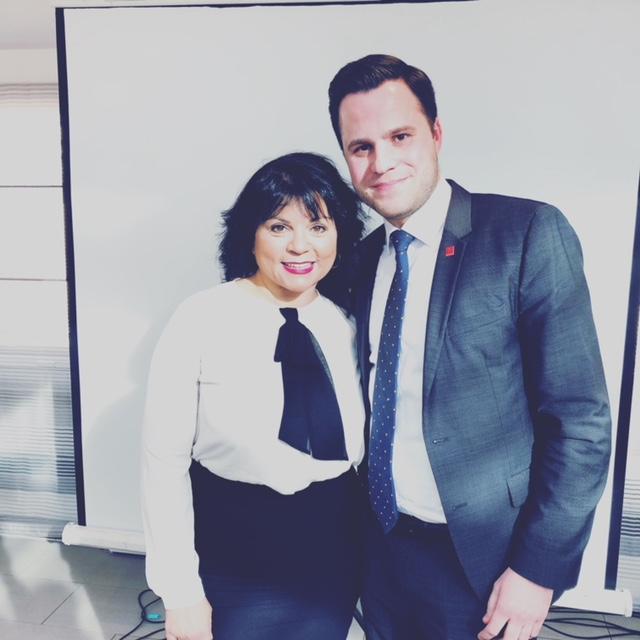 Roma- Press Conference ProWein 2018 Con il direttore di ProWein- Marius Berlemann
