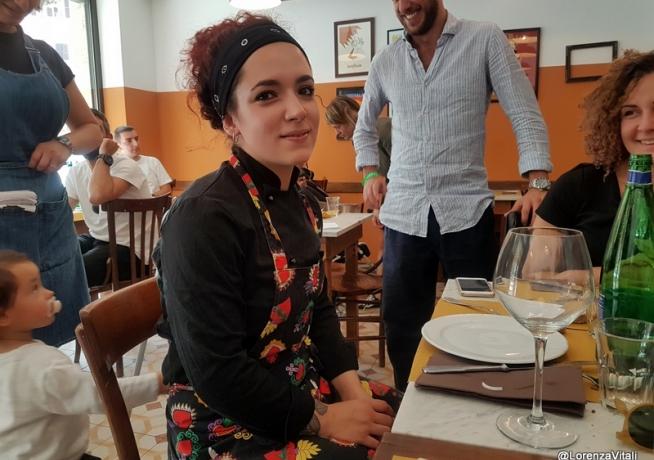 Sarah Cicolini Santo Palato
