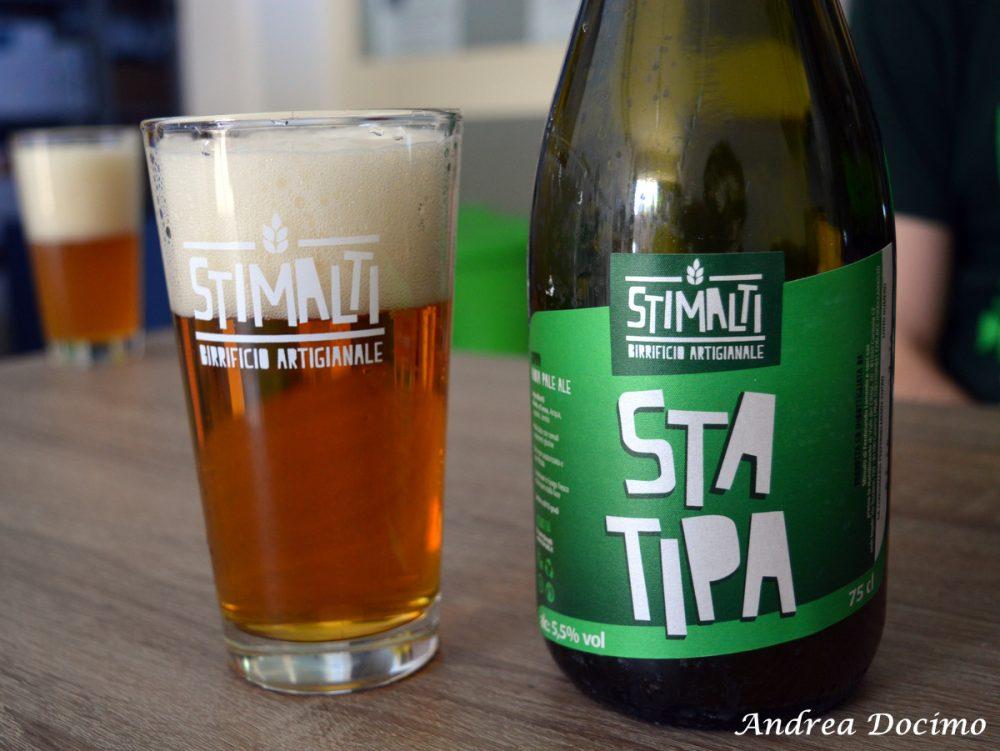 StaTipa, la IPA del birrificio campano StiMalti