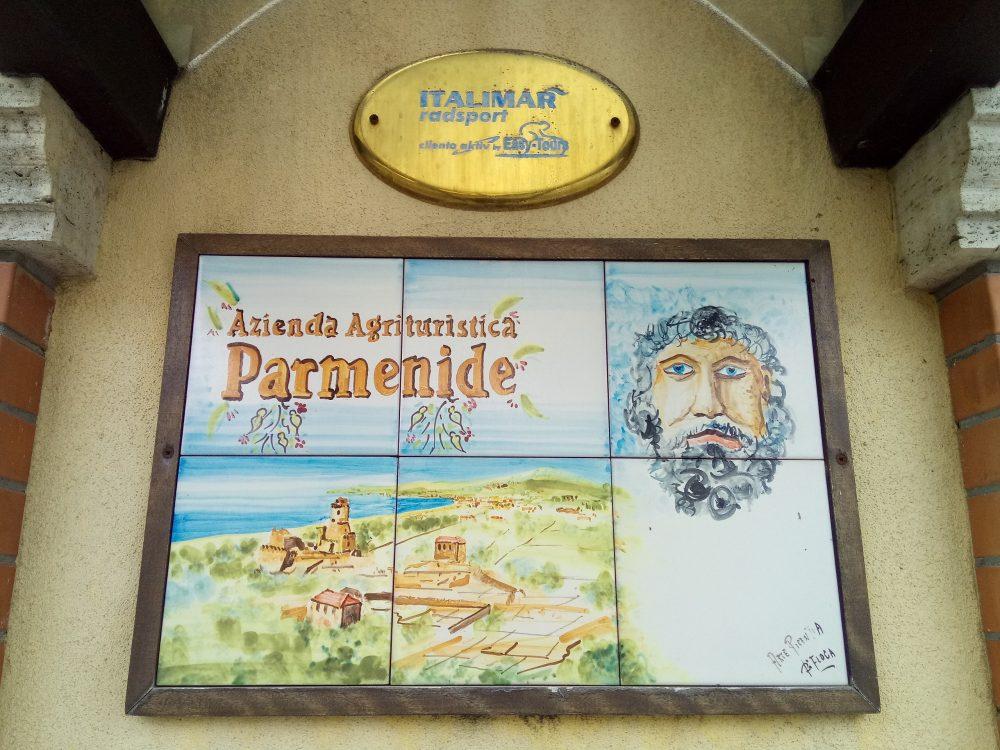 Tabella Azienda Agrituristica Parmenide