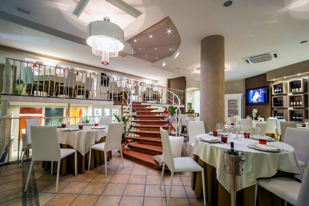 Taverna Vesuviana - interno