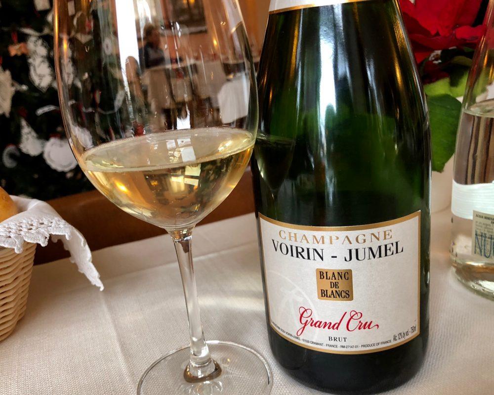 Trattoria Visconti, Champagne