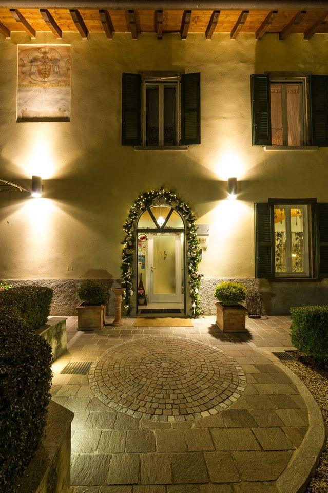 Trattoria Visconti, l'ingresso
