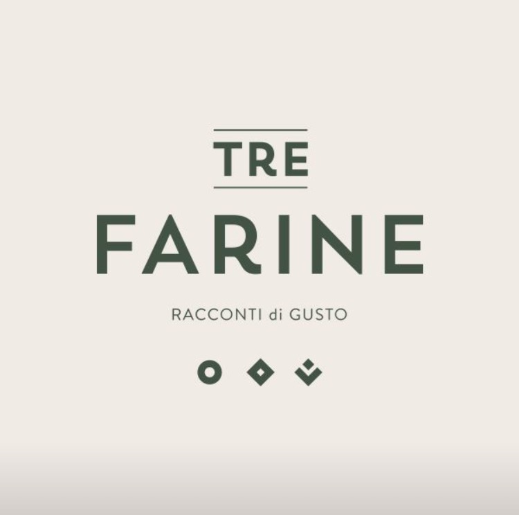 Tre Farine, logo