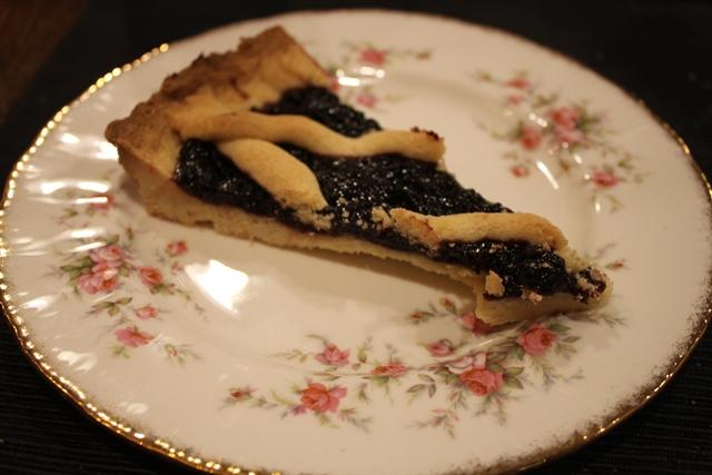 Zia Rilla - La crostata di visciole