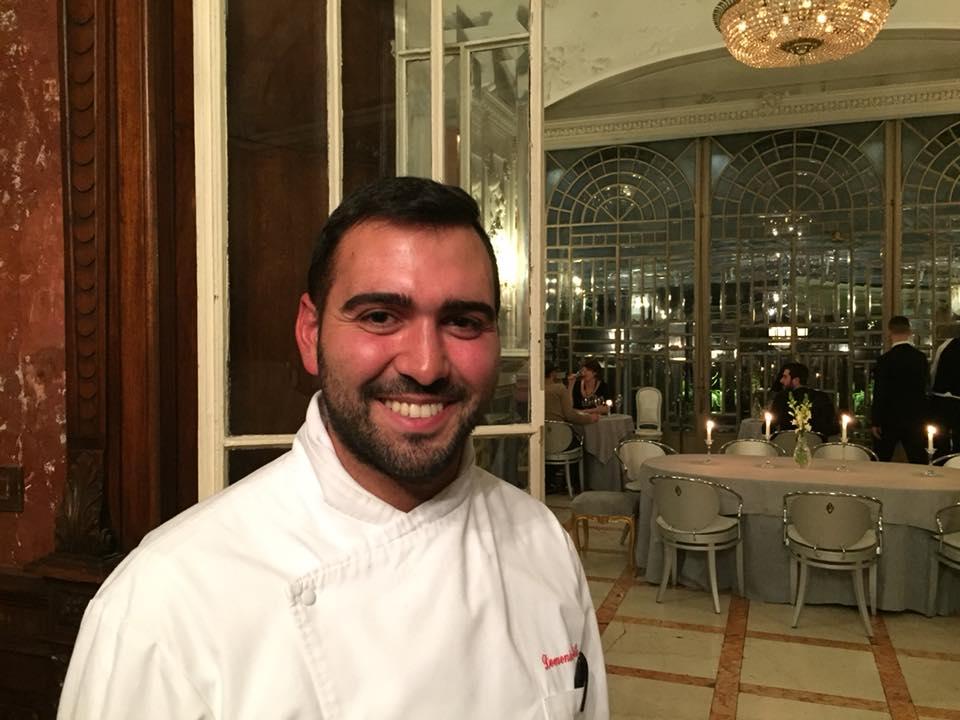 Enoteca La Torre, lo chef Domenico Stile