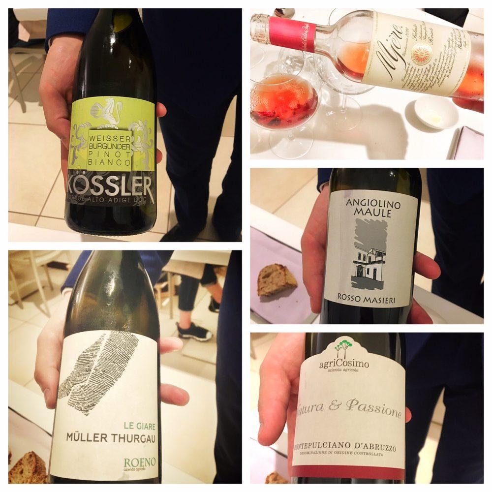 Quintessenza - I vini in degustazione