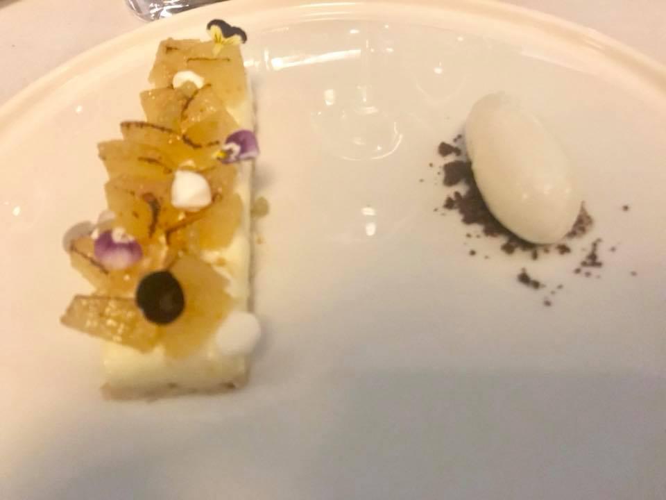 Aquapetra, mela annurca e gelato