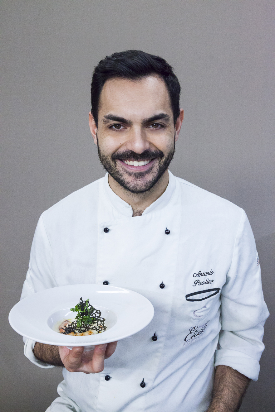 Chef Antonio Paolino