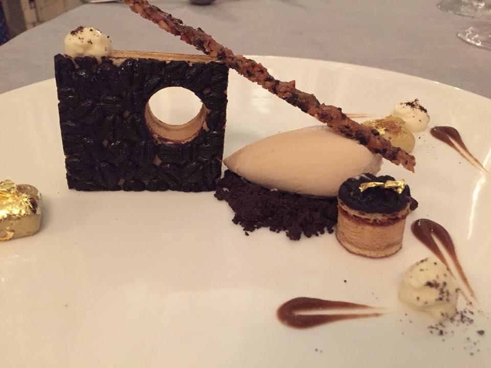 Enoteca La Torre, dessert al caffe'
