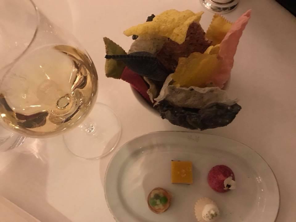 Ristorante Dal Cambio a Torino, aperitivo