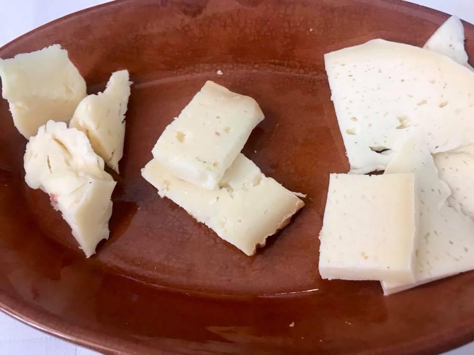 Nu' Trattoria Italiana, il formaggio all'inizio, non alla fine