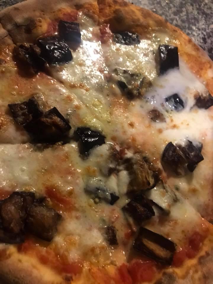 La Braciera, la pizza