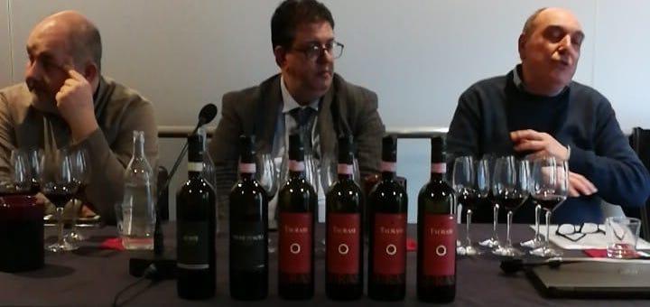 Aglianico a Roma, Contrade di Taurasi: tra Marco Cum e Sandro Lonardo