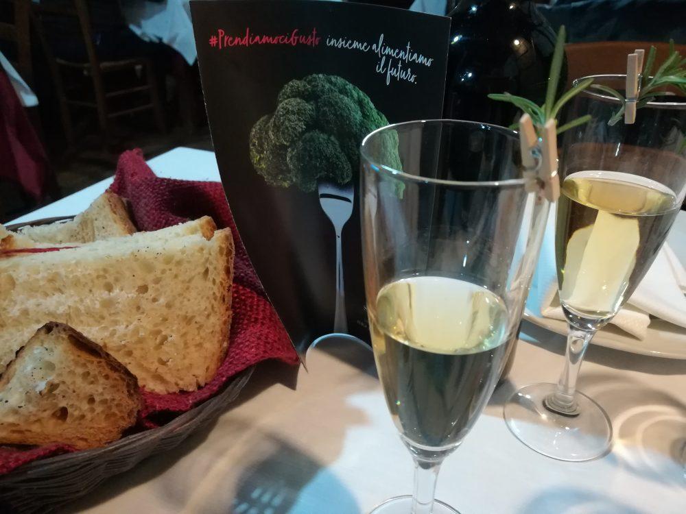 Agriturismo le Fontanelle - Il Pallagrello bianco con infuso di Limone affumicato del Monte Maggiore