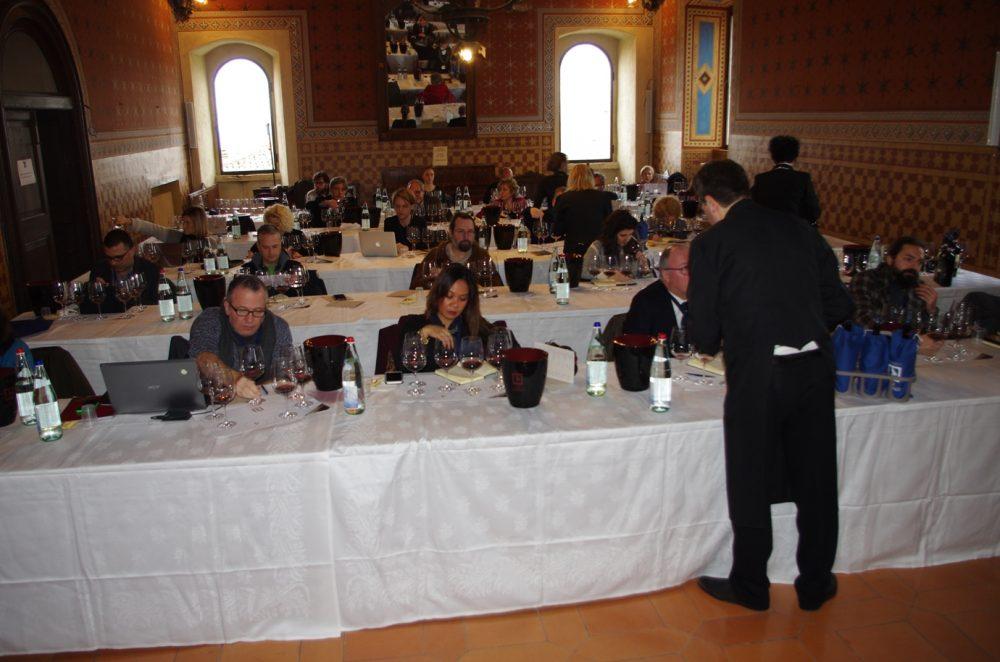 Anteprima Montefalco Sagrantino DOCG 2014 - Degustazione Tecnica